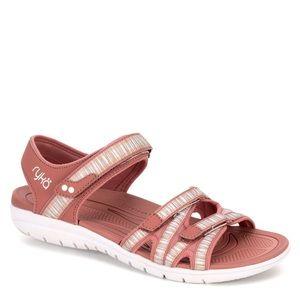 Ryka // Pink Savannah Sport Sandal